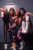 DAVID LEE ROTH BAND, STUDIO, 1986, NEIL ZLOZOWER