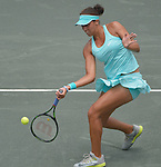 Madison Keys (USA) beats Lucie Hradecka (CZE) 6-1, 6-4