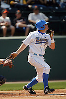 March 20, 2010: Cody Keefer (7) of UCLA during game against Oral Roberts at UCLA in Los Angeles,CA.  Photo by Larry Goren/Four Seam Images