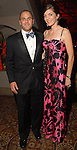 """Andy and Liz Stepanian at the Children's Museum """"Road to Rio"""" Gala at The Corinthian Friday Oct. 19,2007.  (Dave Rossman/For the Chronicle)"""