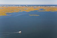 Brigantine Salt Marsh, New Jersey