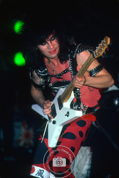 Loudness, Loudness in the U.S during the 1980's