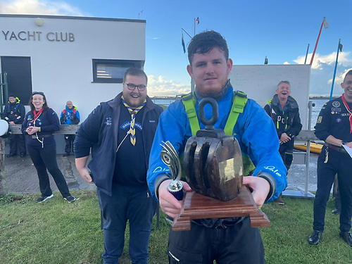 To mark the 50th anniversary, a single-handed race was also included in this year's events; the Albatross Race, won by Shane O'Rourke from Arklow.
