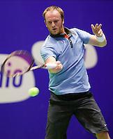 16-12-10, Tennis, Rotterdam, Reaal Tennis Masters 2010,     Bart de Gier