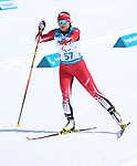 Brittany Hudak, PyeongChang 2018. Para Nordic Skiing // Ski paranordique.<br />