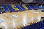 LLIGA NACIONAL CATALANA ACB 2020 AON.<br /> Morabanc Andorra vs Club Joventut Badalona: 77-75.<br /> Palau Blau Grana.