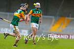 Colin Walsh, Kerry in the Allianz National Hurling League Division 2A Round 4 at Austin Stack Park, Tralee on Saturday.