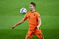 Luuk De Jong of Netherlands  <br /> during the Uefa Nation League Group Stage A1 football match between Italy and Netherlands at Atleti azzurri d Italia Stadium in Bergamo (Italy), October, 14, 2020. Photo Andrea Staccioli / Insidefoto