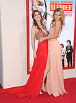 Danni Thorne and Bella Thorne attends The Warner Bros. Pictures News L.A. Premiere of Blended held at TCL Chinese Theatre in Hollywood, California on May 21,2014                                                                               © 2014 Hollywood Press Agency