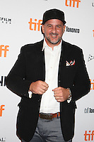 PRODUCER TONY PAPA - RED CARPET OF THE FILM 'THE TERRY KATH EXPERIENCE' - 41ST TORONTO INTERNATIONAL FILM FESTIVAL 2016 . 15/09/2016. # FESTIVAL INTERNATIONAL DU FILM DE TORONTO 2016