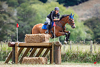NZL-Lilly Anderson rides DSE Sunset Pass. Thompson Electrical CCN 3*-S. 2021 NZL-Troy Wheeler Contracting Springbush Horse Trial. Hunua, Auckland. Sunday 7 February. Copyright Photo: Libby Law Photography