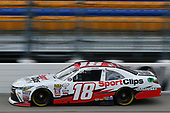NASCAR XFINITY Series<br /> American Ethanol E15 250 presented by Enogen<br /> Iowa Speedway, Newton, IA USA<br /> Friday 23 June 2017<br /> Kyle Benjamin, SportClips Toyota Camry<br /> World Copyright: Brett Moist<br /> LAT Images
