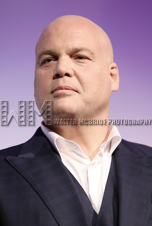 Vincent D'Onofrio attends the Tiff Presentation for 'The Judge' at Roy Thomson Hall on September 4, 2014 in Toronto, Canada.