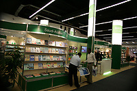Stand der Verlage aus Saudi-Arabien