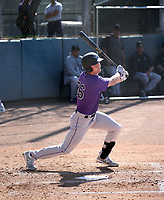 Joe Aeilts - Colorado Rockies 2020 spring training (Bill Mitchell)