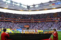 Germany vs Nigeria, June 30, 2011