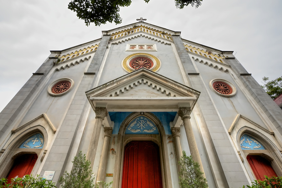 Roman Catholic Church (1901), Changsha.