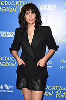"""director, Desiree Akhavan<br /> arriving for the premiere of """"The Miseducation of Cameron Post"""" screening at Picturehouse Central, London<br /> <br /> ©Ash Knotek  D3424  22/08/2018"""