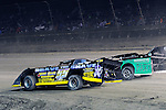 Sep 12, 2010; 12:12:01 AM; Rossburg, OH., USA; The 40th annual running of the World 100 Dirt Late Models racing for the Globe trophy at the Eldora Speedway.  Mandatory Credit: (thesportswire.net)