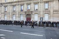 MANIFESTATION DU 1ER MAI, ENCORE DES DEBORDEMENTS ET DES AFFRONTEMENTS ENTRE POLICIERS ET CASSEURS
