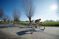 sweeping by<br /> <br /> 3 Days of West-Flanders<br /> stage 2: Nieuwpoort - Ichtegem 186km