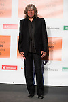 Jose Merce poses for the photographers during 2015 Theater Ceres Awards photocall at Merida, Spain, August 27, 2015. <br /> (ALTERPHOTOS/BorjaB.Hojas)