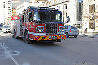 Camion de pompiers du SIM, <br /> 2104