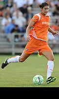 Yael Averbuch..Saint Louis Athletica defeated Sky Blue F.C 1-0, at Anheuser-Busch Soccer Park, Fenton, MO.