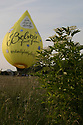 15/06/17<br /> <br /> ***FREE PHOTO FOR EDITORIAL USE***<br /> <br /> Belvoir Fruit Farms new hot air balloon.<br />  <br /> All Rights Reserved F Stop Press Ltd. (0)1773 550665 www.fstoppress.com