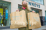 Aoife Sheehy from Ballyroe after enjoying her shopping in Penny's on Monday.