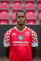 16th August 2020, Rheinland-Pfalz - Mainz, Germany: Official media day for FSC Mainz players and staff; Edimilson Fernandes Ribeiro FSV Mainz 05