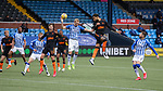 01.11.2020 Kilmarnock v Rangers:  Ross Millen handball for Penalty