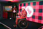 Todd Nicholson, PyeongChang 2018.<br />