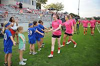 Boyds, MD - Saturday, September 28, 2019: The Washington Spirit defeated the North Carolina Courage 2-1 at Maureen Hendricks Field, Maryland SoccerPlex.