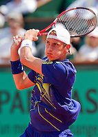 28-05-10, Tennis, France, Paris, Roland Garros, Thiemo de Bakker