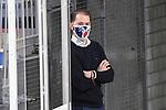 Mannheims Teammanager Youri Ziffzer  beim Spiel des MAGENTA SPORT CUP 2020, Adler Mannheim (blau) - EHC Red Bull Muenchen (weiss).<br /> <br /> Foto © PIX-Sportfotos *** Foto ist honorarpflichtig! *** Auf Anfrage in hoeherer Qualitaet/Aufloesung. Belegexemplar erbeten. Veroeffentlichung ausschliesslich fuer journalistisch-publizistische Zwecke. For editorial use only.