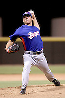 Robbie Erlin - AZL Rangers (2009 Arizona League)..Photo by:  Bill Mitchell/Four Seam Images..