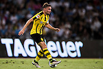 Borussia Dortmund captain Marcel Schmelzer during the match against Manchester City FC at the 2016 International Champions Cup China match at the Shenzhen Stadium on 28 July 2016 in Shenzhen, China. Photo by Victor Fraile / Power Sport Images