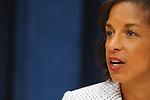 Press conference by Ambassador Susan E. Rice