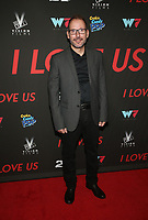 WEST HOLLYWOOD, CA - SEPTEMBER 13: Danny A. Abeckaser, at the LA Premiere Screening Of I Love Us at Harmony Gold in West Hollywood, California on September 13, 2021. Credit: Faye Sadou/MediaPunch