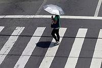 Campinas (SP), 23/01/2021 - Clima - Forte calor na cidade de Campinas, neste sabado (23).