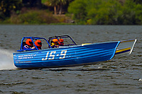 "JS-9 ""Kentucky Blue""   (Jersey Speed Skiff(s) and JS-721"