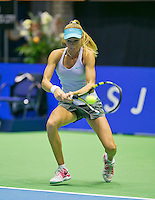 20-12-13,Netherlands, Rotterdam,  Topsportcentrum, Tennis Masters, Indy de Vroome (NED)   <br /> Photo: Henk Koster