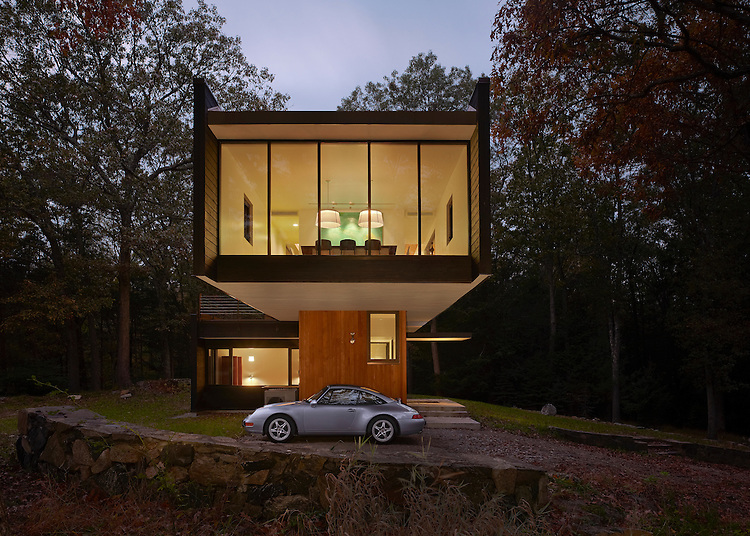 Waccabuc House Private Residence | Chan-li Lin & Denise Ferris