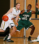 Adams State at Black Hills State Men's Basketball