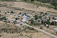 Segundo, Colorado.  Highway 12 west of Trinidad.  June 2014
