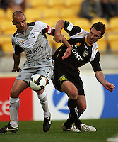 081020 A-League Football - Phoenix v Victory