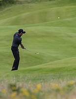 200719 | The 148th Open - Day 3<br /> <br /> Webb Simpson of USA on the 2nd during the 148th Open Championship at Royal Portrush Golf Club, County Antrim, Northern Ireland. Photo by John Dickson - DICKSONDIGITAL
