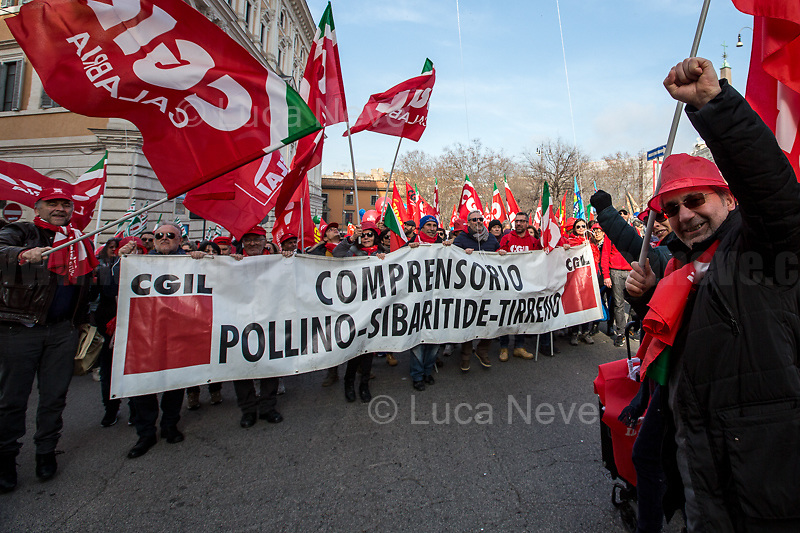 Unknown, Workers and Pensioners from Calabria.<br /> <br /> Rome, 01/05/2019. This year I will not go to a MayDay Parade, I will not photograph Red flags, trade unionists, activists, thousands of members of the public marching, celebrating, chanting, fighting, marking the International Worker's Day. This year, I decided to show some of the Workers I had the chance to meet and document while at Work. This Story is dedicated to all the people who work, to all the People who are struggling to find a job, to the underpaid, to the exploited, and to the people who work in slave conditions, another way is really possible, and it is not the usual meaningless slogan: MAKE MAYDAY EVERYDAY!<br /> <br /> Happy International Workers Day, long live MayDay!