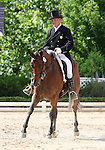 10 July 2009: Bruce (Buck) Davidson riding In The Beat during the dressage phase of the CIC 3* Maui Jim Horse Trials at Lamplight Equestrian Center in Wayne, Illinois.